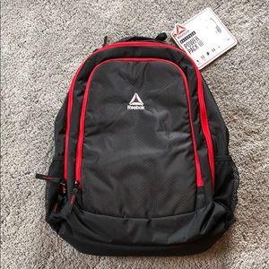NWT Reebok Power Pack III Backpack. Adult or kids!